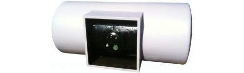 Cilindrici da interro rivestimento in vetroresina